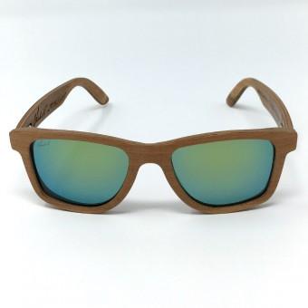 Charlie V Classic Wood Sunglasses