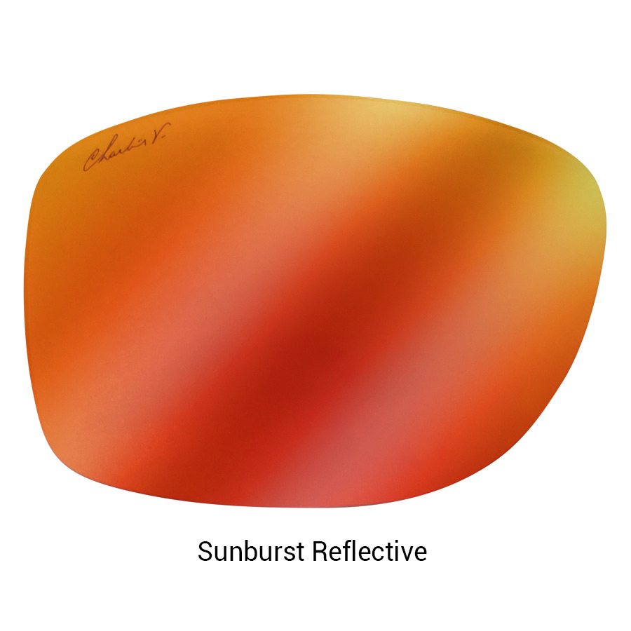 Model Maker Sunburst Reflective Lens