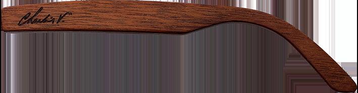 Mahogany Arm Sample