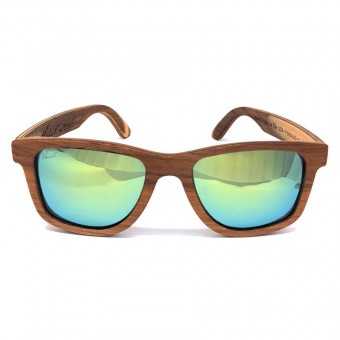 Charlie V Classic Wood Sunglasses