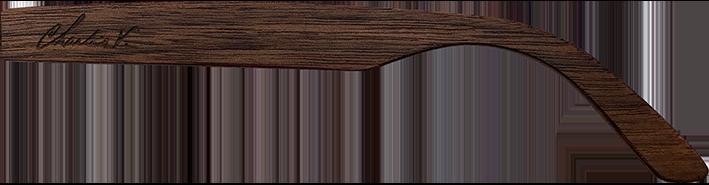 Walnut Arm Sample